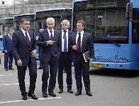Правительство Москвы подарило Туле 20 автобусов., Фото: 2