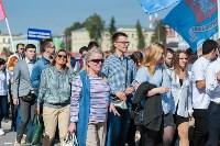 В Туле более 2500 учащихся вузов и колледжей посвятили в студенты, Фото: 46