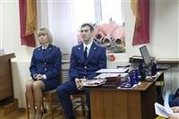 Торжественное собрание, посвященное предстоящему Дню работника прокуратуры. 10 января 2014, Фото: 3