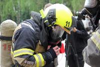 Учения МЧС: В Тульской областной больнице из-за пожара эвакуировали больных и персонал, Фото: 14