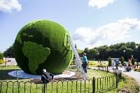 Арт-объект «Зеленая планета», Фото: 6