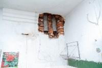Аварийное жильё в пос. Социалистический Щёкинского района, Фото: 10
