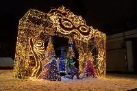 Дюмин осмотрел новогоднюю Тулу, Фото: 28