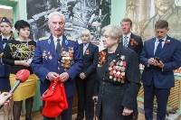 Открытие музея Великой Отечественной войны и обороны, Фото: 19