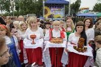 Алексей Дюмин посетил Епифанскую ярмарку, Фото: 9