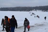На Воронке состоялись соревнования по рыбной ловле на мормышку, Фото: 3