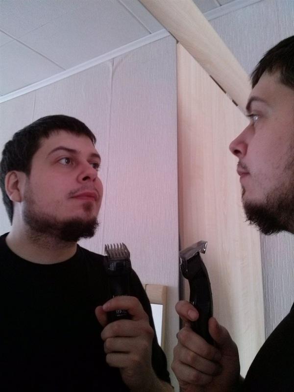 Выбор который должен сделать каждый мужчина, брить или не брить