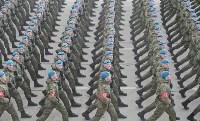Репетиция Парада Победы в подмосковном Алабино, Фото: 96