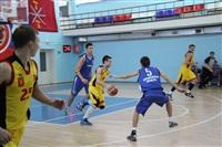 БК «Тула» дома дважды обыграл баскетболистов Воронежа, Фото: 30