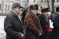 Открытие памятника Василию Жуковскому в Туле, Фото: 6