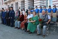 Присяга в Тульском суворовском училище: фоторепортаж, Фото: 15