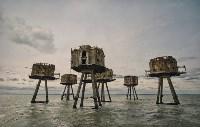 Заброшенные морские форты Манселла, Фото: 20