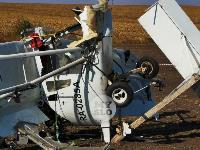 Падение самолета в Каменском районе , Фото: 16
