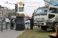 Установка арт-объекта на Красноармейском проспекте, Фото: 1