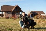 Семён Яблоновский и его ферма, Фото: 1