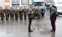 Командировка отряда ОМОН в Дагестан 17.05.2015, Фото: 6