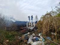 Пожар возле Тульского цирка, Фото: 5