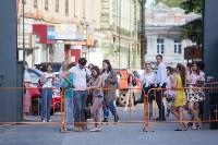 В Туле впервые прошел спектакль-читка «Девять писем» по новелле Марины Цветаевой, Фото: 8