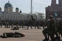 Военный парад в Туле, Фото: 39
