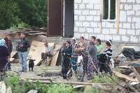 Демонтаж незаконных цыганских домов в Плеханово и Хрущево, Фото: 17