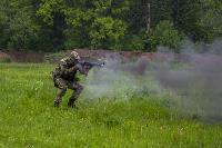 В Туле спецподразделения ОМОН и СОБР провели учения, Фото: 48