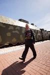 Открытие монумента и бронепоезда на Московском вокзале. 8 мая 2015 года, Фото: 89