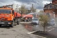 В Туле благоустраивают  сквер у памятника ликвидаторам аварии на ЧАЭС, Фото: 5
