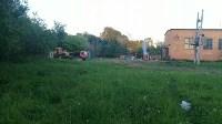 В Тульской области незаконно сжигали московский мусор, Фото: 8