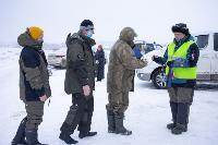В Туле выбрали лучших рыбаков по ловле на блесну со льда, Фото: 71