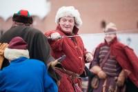 Средневековые маневры в Тульском кремле. 24 октября 2015, Фото: 85