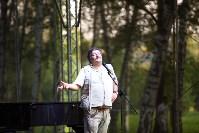 Дмитрий Быков в Ясной Поляне. 3 июля 2016, Фото: 28