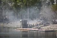 Реконструкция боевых действий. Центральный парк. 9 мая 2015 года, Фото: 51