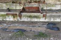 С заброшенных очистных канализация много лет сливается под заборы домов, Фото: 13