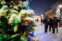 Вечерний снегопад в Туле, Фото: 30