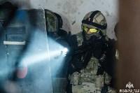 Учения: В Тульской области СОБР и ОМОН обезвредили вооруженных преступников, Фото: 4