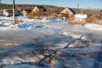 В поселке Барсуки по улицам текут нечистоты, Фото: 5