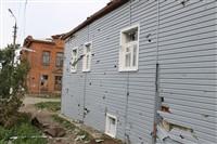 Последствия урагана в Ефремове., Фото: 16