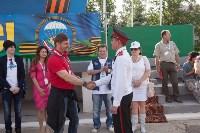 Звёзды Первого канала устроили концерт в военной части, Фото: 25