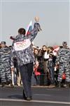 Второй этап эстафеты олимпийского огня: Зареченский район, Фото: 26