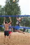 Второй открытый областной турнир по пляжному волейболу на призы администрации Ленинского района, Фото: 5