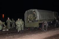 Десантники показали тулякам салют, Фото: 41