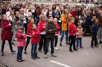 Танцевальный фестиваль на площади Ленина. 13.09.2015, Фото: 49