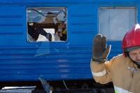 Учения МЧС на железной дороге. 18.02.2015, Фото: 55