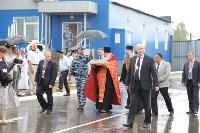 Сотрудники ОМОН поклонились мощам святого великомученика Георгия Победоносца, Фото: 5