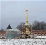 Реконструкция Кремля. 23 декабря 2013, Фото: 17