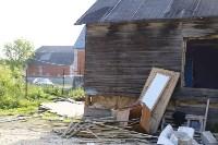 Снос цыганских домов на Косой Горе, Фото: 1