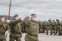 В Туле прошла первая репетиция парада Победы: фоторепортаж, Фото: 20