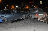 "На ул. Ложевой в Туле Volkswagen протаранил ""семерку"", Фото: 6"