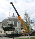 «Зоопарк-1» в Тульском музее оружия, 04.05.2016, Фото: 3