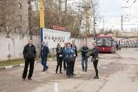 Конкурс водителей троллейбусов, Фото: 87